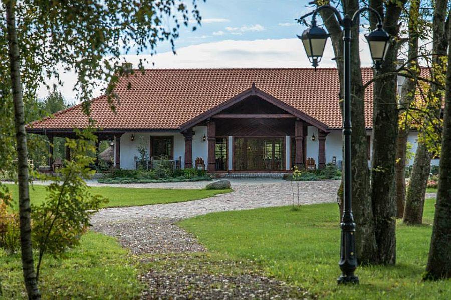 adelaparvu.com despre pensiunea turistica, casa in stil rustic, Mazurskie Siedlisko Kruklin, Polonia (18)