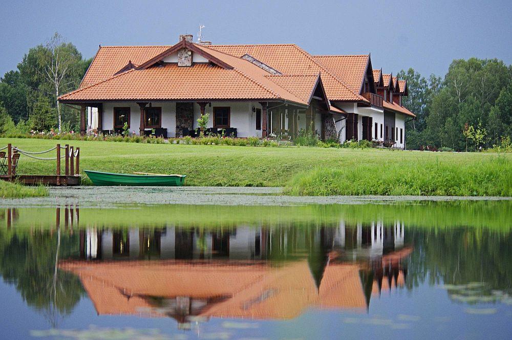 adelaparvu.com despre pensiunea turistica, casa in stil rustic, Mazurskie Siedlisko Kruklin, Polonia (24)