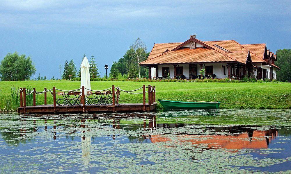 adelaparvu.com despre pensiunea turistica, casa in stil rustic, Mazurskie Siedlisko Kruklin, Polonia (26)