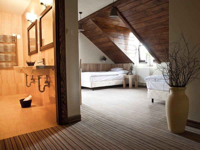 adelaparvu.com despre pensiunea turistica, casa in stil rustic, Mazurskie Siedlisko Kruklin, Polonia (29)