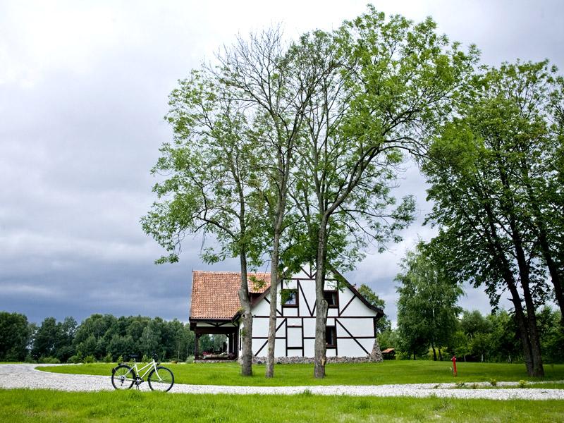 adelaparvu.com despre pensiunea turistica, casa in stil rustic, Mazurskie Siedlisko Kruklin, Polonia (40)