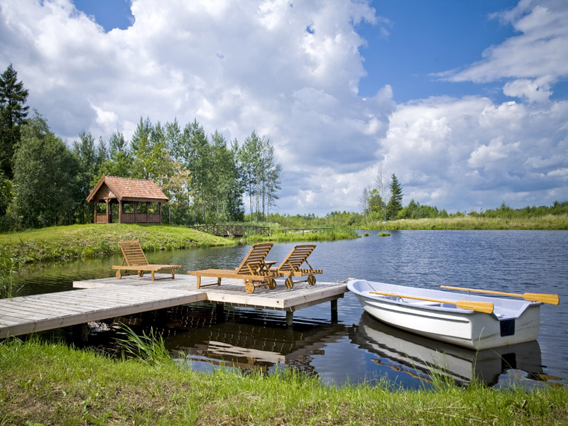 adelaparvu.com despre pensiunea turistica, casa in stil rustic, Mazurskie Siedlisko Kruklin, Polonia (42)