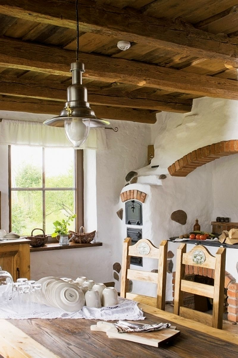 adelaparvu.com despre pensiunea turistica, casa in stil rustic, Mazurskie Siedlisko Kruklin, Polonia (6)