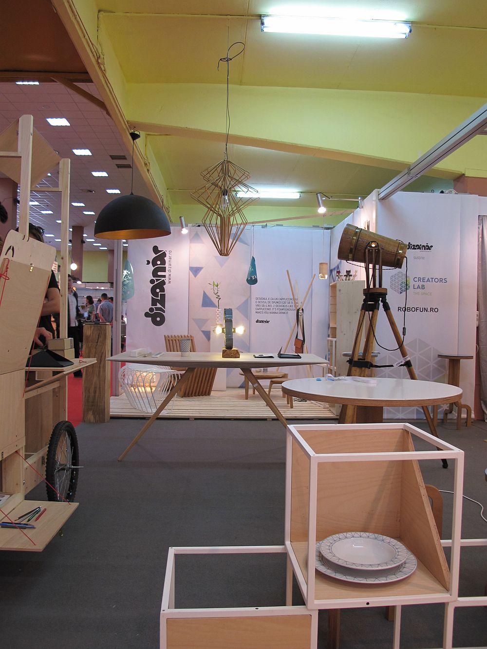 adelaparvu.com despre piese de design create de designeri romani Dizainar, stand BIFE SIM 2014 (11)