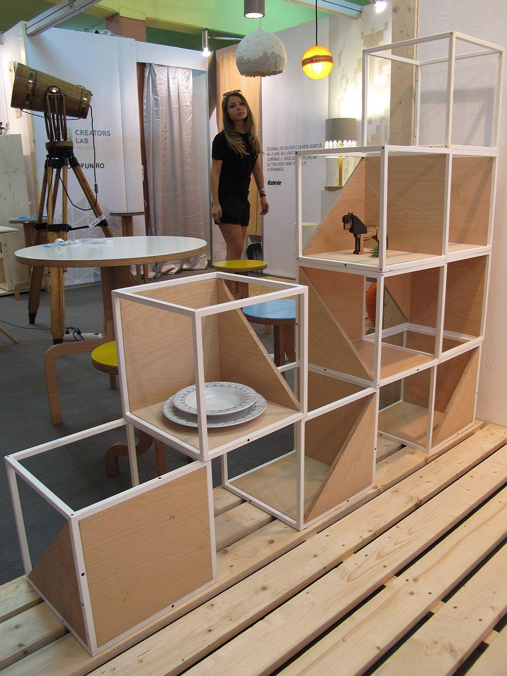 adelaparvu.com despre piese de design create de designeri romani Dizainar, stand BIFE SIM 2014 (15)