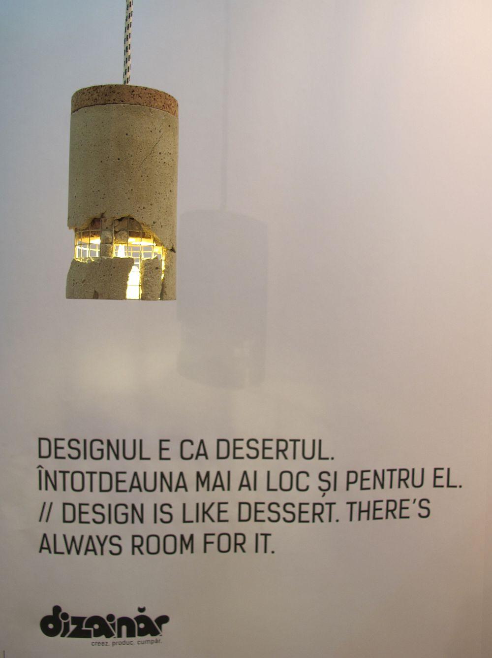 adelaparvu.com despre piese de design create de designeri romani Dizainar, stand BIFE SIM 2014 (6)
