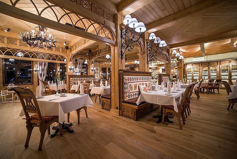adelaparvu.com despre restaurant traditional polonez Goralska Tradycja, Zakopane, Polonia (23)