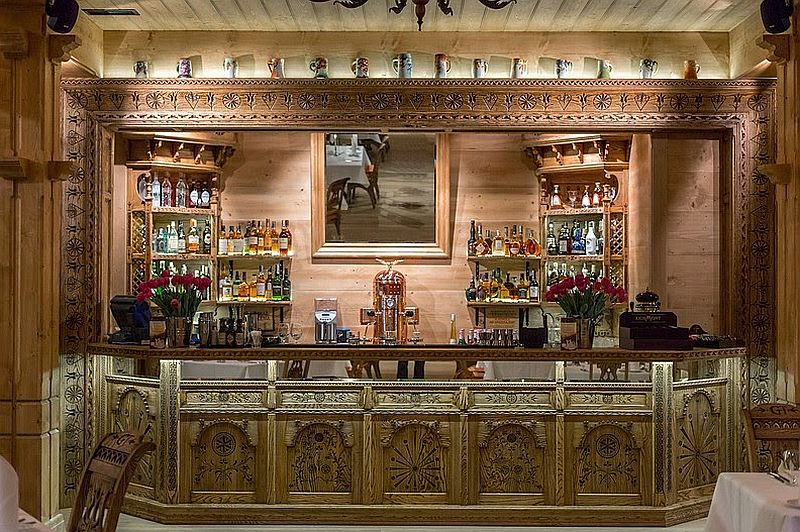 adelaparvu.com despre restaurant traditional polonez Goralska Tradycja, Zakopane, Polonia (24)