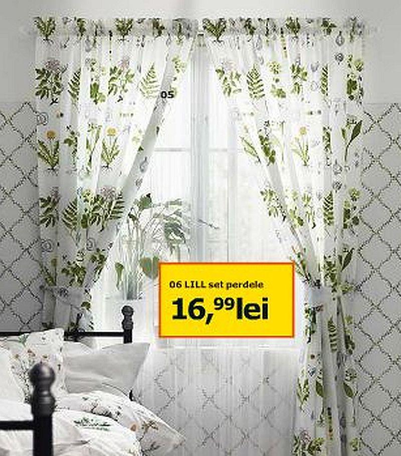 adelaparvu.com despre set perdele Lill 16,99 lei, piese ieftine si bune de la IKEA, colectia 2015 (2)