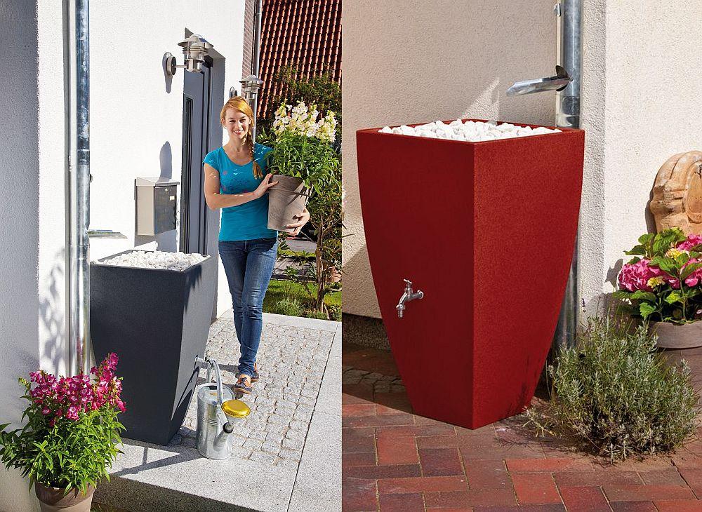 adelaparvu.com despre sisteme de colectare a apei de ploaie, Foto Rewatec (1)