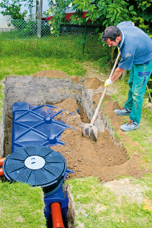 adelaparvu.com despre sisteme de colectare a apei de ploaie, Foto Rewatec (4)