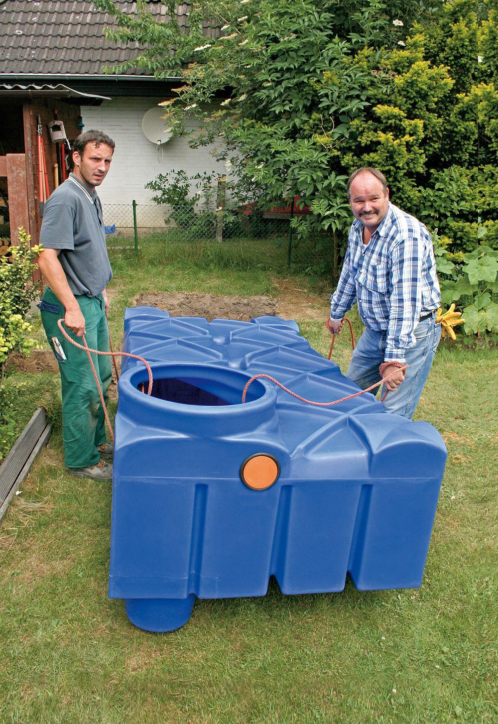 adelaparvu.com despre sisteme de colectare a apei de ploaie, Foto Rewatec (5)