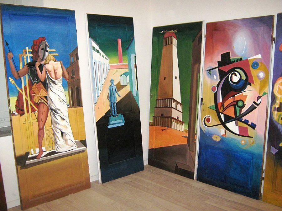adelaparvu.com despre usi pictate, artist Andrei Radu (6)