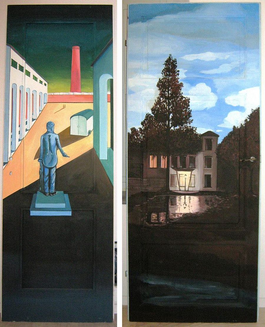 adelaparvu.com despre usi pictate, artist Andrei Radu (9)