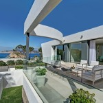 adelaparvu.com despre vila minimalista in Ibiza, Santa Ponsa, arhitecti Tono Vila Ramis si Joan Miquel Segui, Design interior Andreea Miinescu, Foto Signature Estate (1)