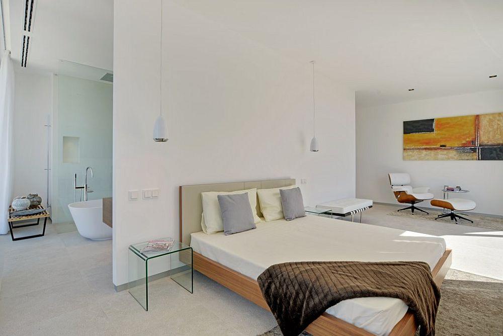 adelaparvu.com despre vila minimalista in Ibiza, Santa Ponsa, arhitecti Tono Vila Ramis si Joan Miquel Segui, Design interior Andreea Miinescu, Foto Signature Estate (12)