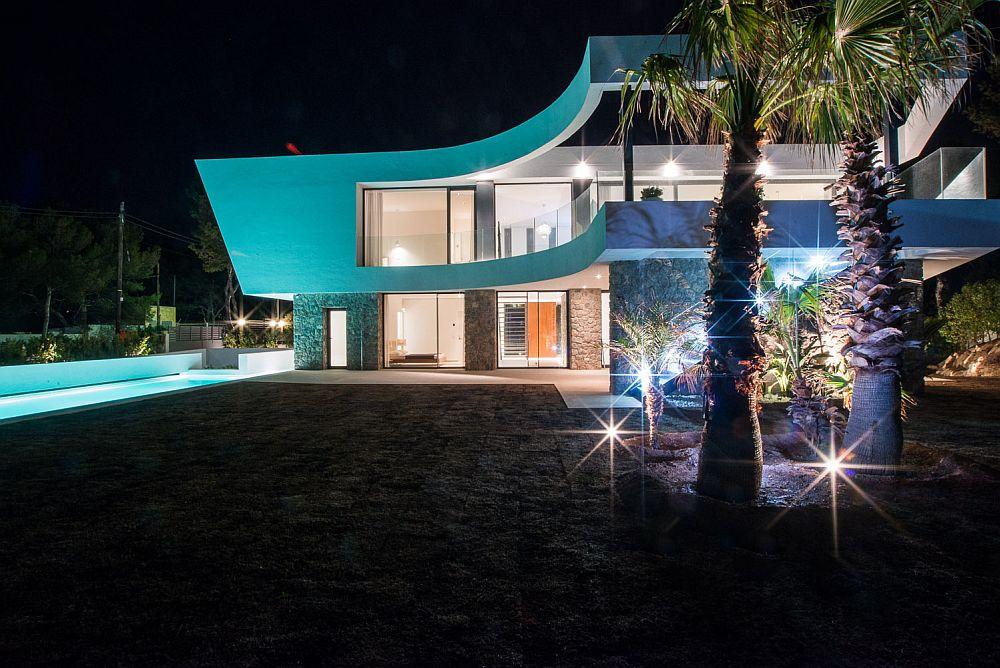 adelaparvu.com despre vila minimalista in Ibiza, Santa Ponsa, arhitecti Tono Vila Ramis si Joan Miquel Segui, Design interior Andreea Miinescu, Foto Signature Estate (19)
