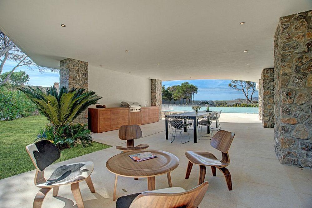 adelaparvu.com despre vila minimalista in Ibiza, Santa Ponsa, arhitecti Tono Vila Ramis si Joan Miquel Segui, Design interior Andreea Miinescu, Foto Signature Estate (3)