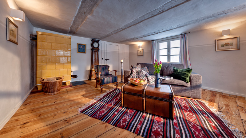 adelaparvu.com casa la tara cu acoperis de stuf, casa Germania, Roter Schwede  foto Traumhaff (9)