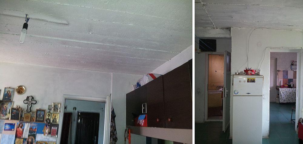 adelaparvu.com despre Casa Maria Moldoveanu din emidiunea Visuri la Cheie ProTV, casa inainte de renovare (1)