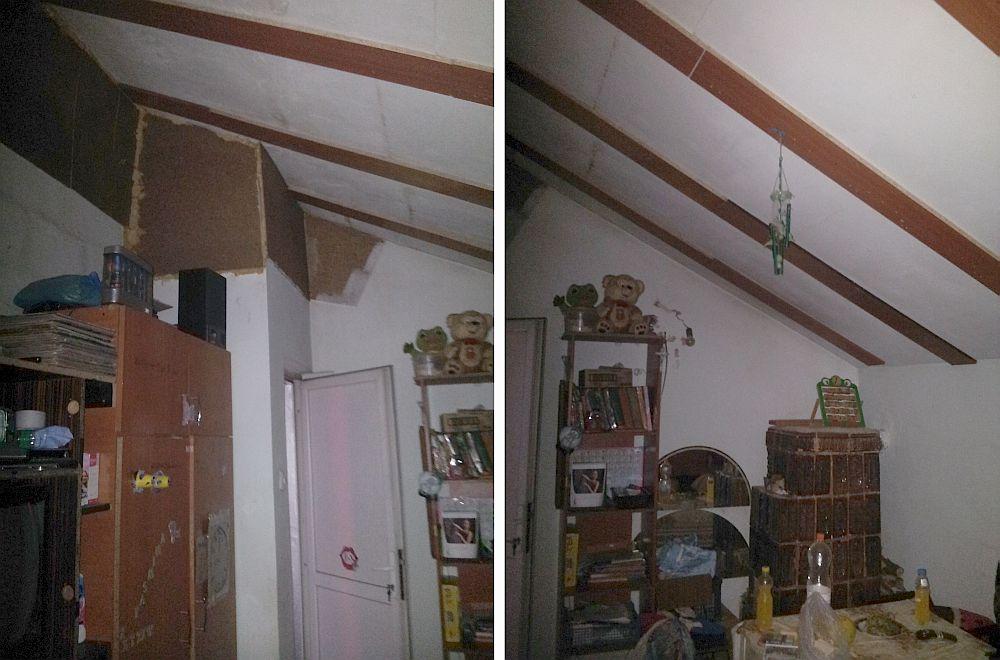 adelaparvu.com despre Casa Maria Moldoveanu din emidiunea Visuri la Cheie ProTV, casa inainte de renovare (2)