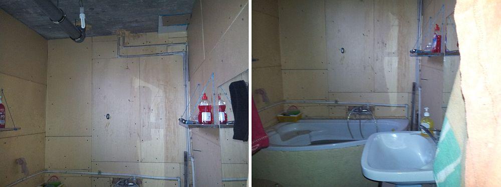 adelaparvu.com despre Casa Maria Moldoveanu din emidiunea Visuri la Cheie ProTV, casa inainte de renovare (5)