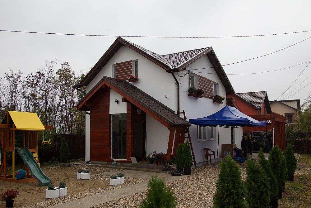 adelaparvu.com despre Casa Maria Moldoveanu din emisiunea Visuri la cheie, ProTV (1)