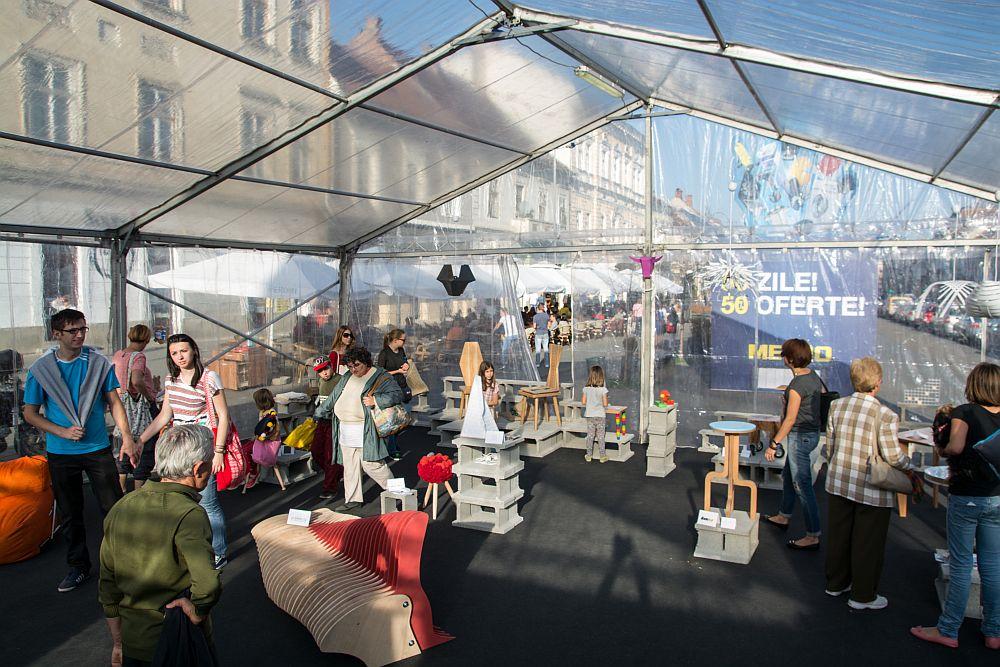 adelaparvu.com despre Design Space, TiMAF, Cluj Napoca 2014 (9)