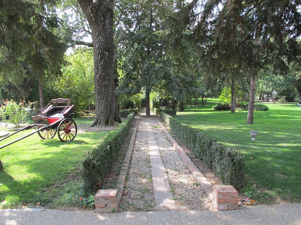 adelaparvu.com despre Domeniu Manasia, Urziceni, Romania (1)