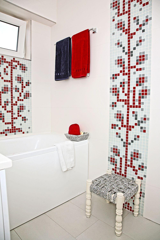 adelaparvu.com despre amenajare apartament Bucuresti, design interior Alia Bakutayan si Daniel Tufis - Valdecor (3)