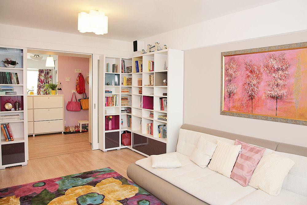 adelaparvu.com despre amenajare apartament Bucuresti, design interior Alia Bakutayan si Daniel Tufis - Valdecor (33)