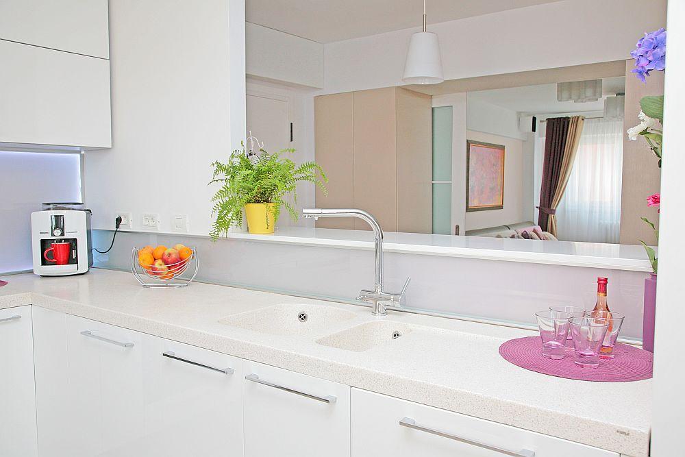 adelaparvu.com despre amenajare apartament Bucuresti, design interior Alia Bakutayan si Daniel Tufis - Valdecor (6)
