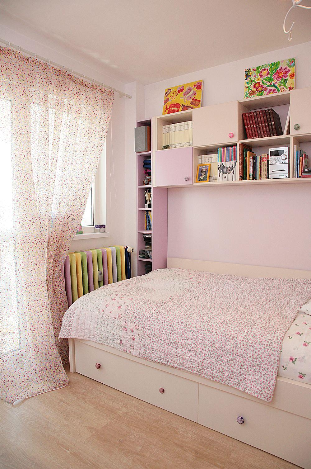 adelaparvu.com despre amenajare apartament Bucuresti, design interior Alia Bakutayan si Daniel Tufis - Valdecor (9)
