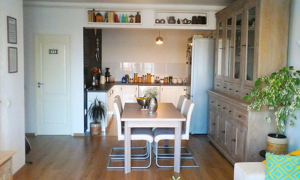 adelaparvu.com despre apartament de doua camere Cluj, locuinta Carmen si Alex (2)