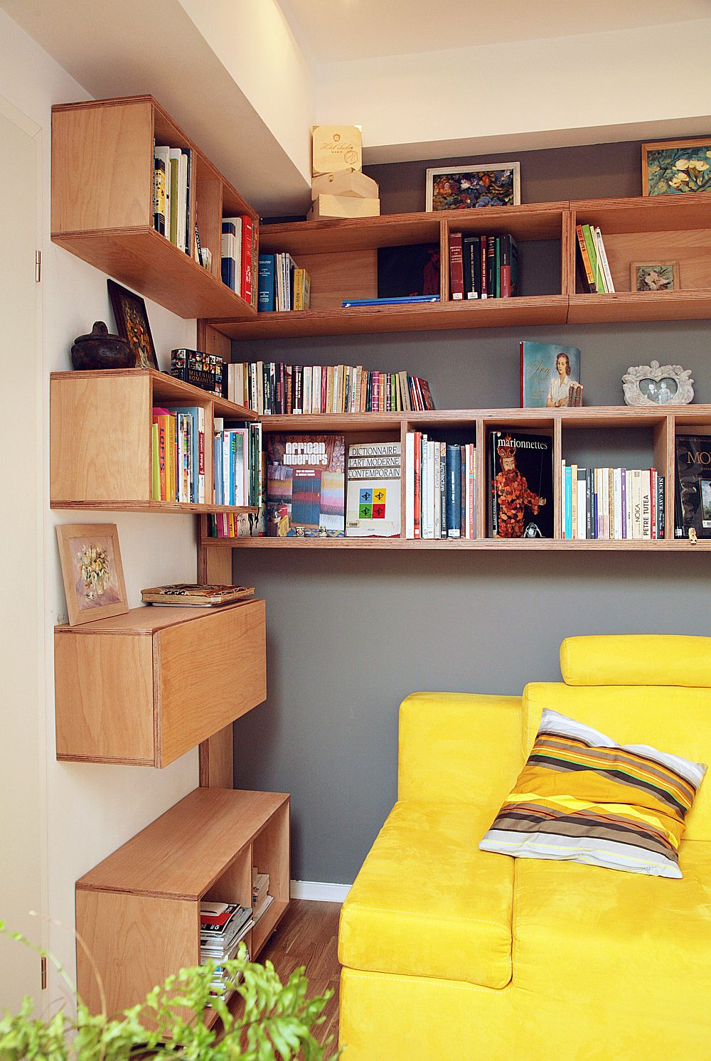 adelaparvu.com despre apartament de doua camere in Bucuresti ingenios amenajat, design ValDecor, Foto Alia Bakutayan (13)