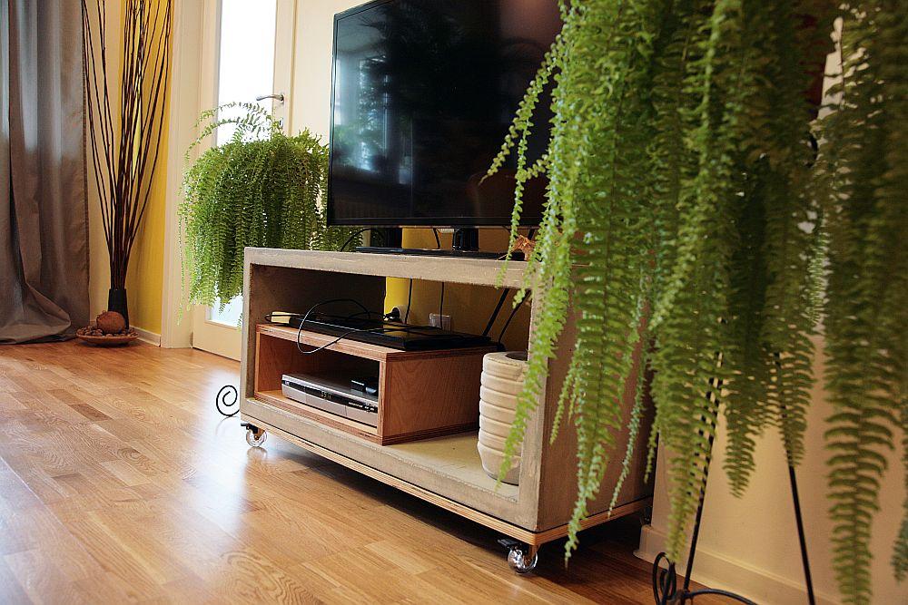 adelaparvu.com despre apartament de doua camere in Bucuresti ingenios amenajat, design ValDecor, Foto Alia Bakutayan (15)