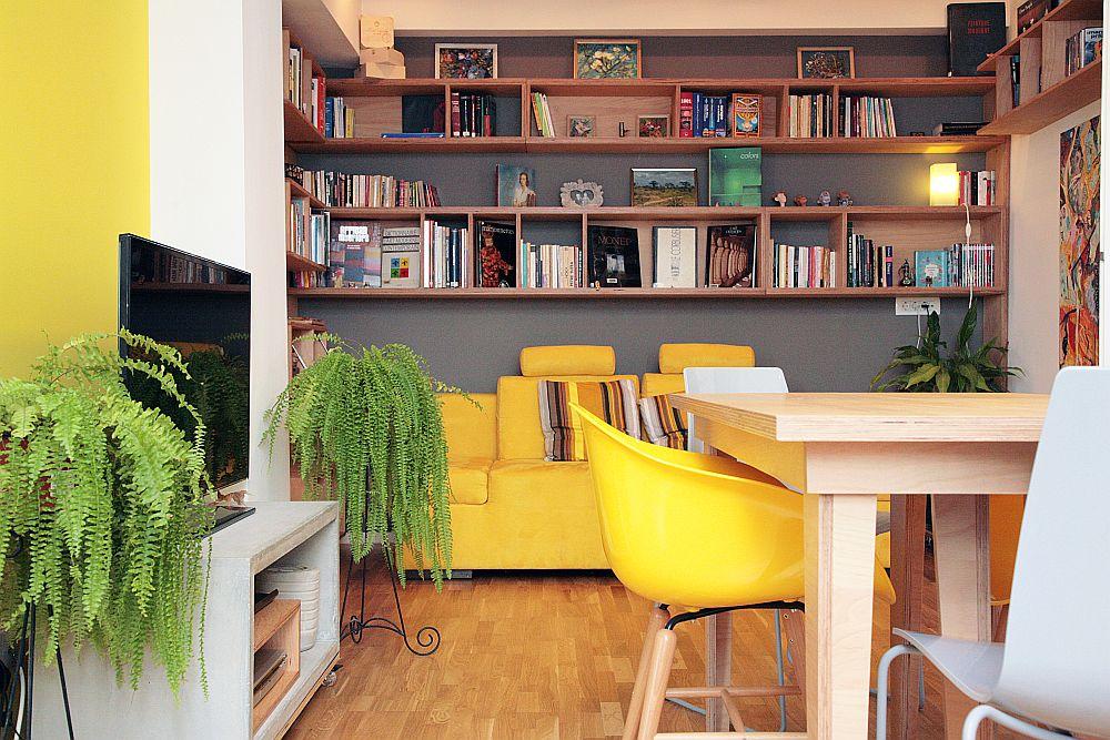 adelaparvu.com despre apartament de doua camere in Bucuresti ingenios amenajat, design ValDecor, Foto Alia Bakutayan (16)
