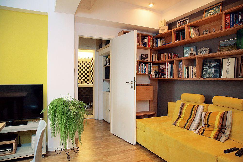 adelaparvu.com despre apartament de doua camere in Bucuresti ingenios amenajat, design ValDecor, Foto Alia Bakutayan (17)