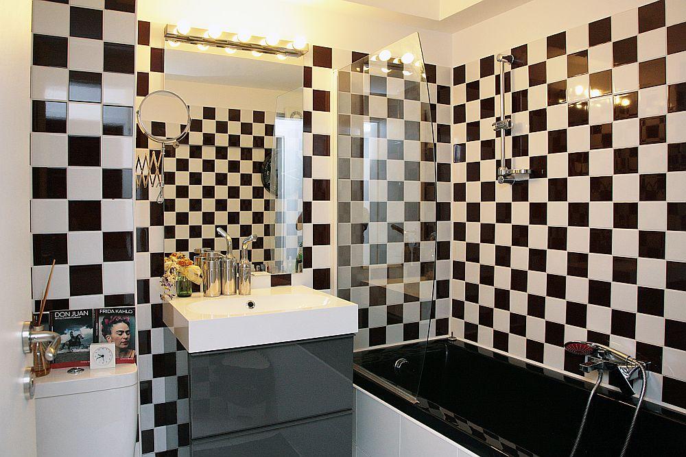 adelaparvu.com despre apartament de doua camere in Bucuresti ingenios amenajat, design ValDecor, Foto Alia Bakutayan (18)