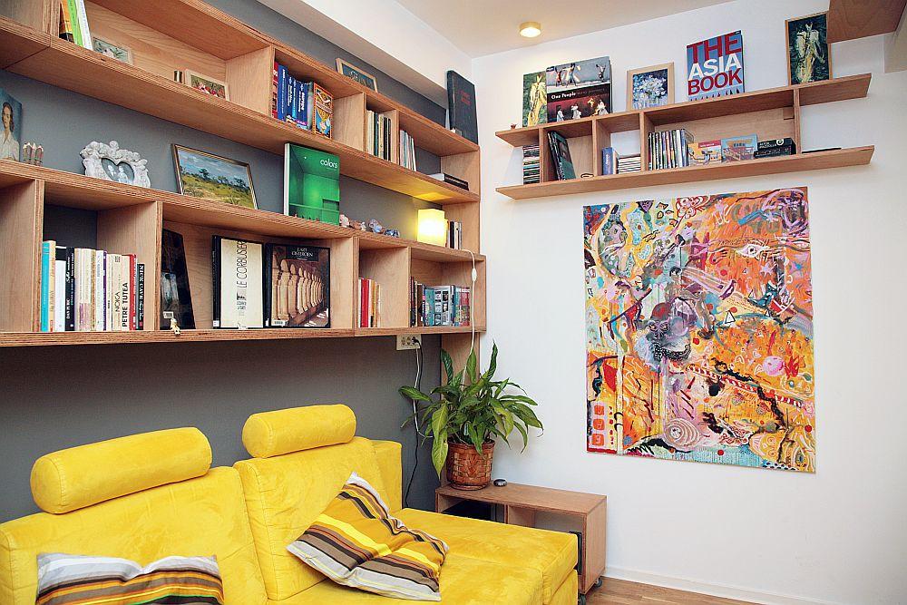 adelaparvu.com despre apartament de doua camere in Bucuresti ingenios amenajat, design ValDecor, Foto Alia Bakutayan (9)