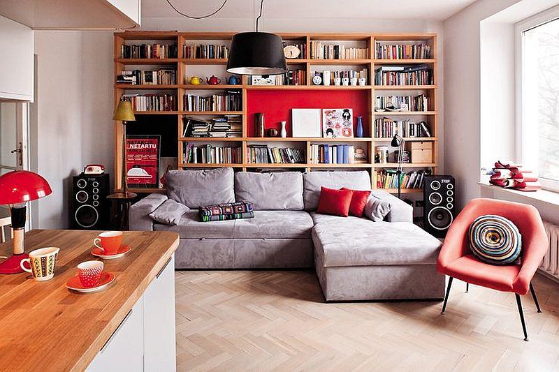 adelaparvu.com despre apartament eclectic in cladire veche, Foto Mariusz Bykowski (1)