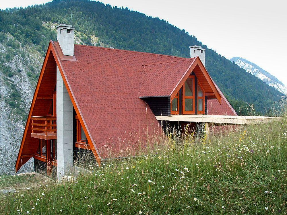 adelaparvu.com despre casa de munte Bucegi, casa din lemn, arh Adina Samoil (7)