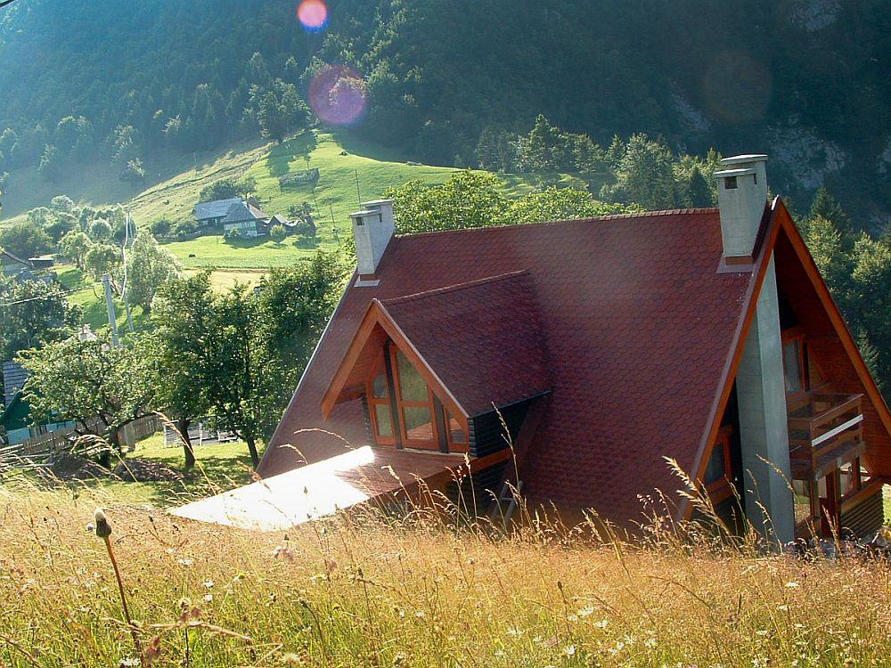 adelaparvu.com despre casa de munte Bucegi, casa din lemn, arh Adina Samoil (8)