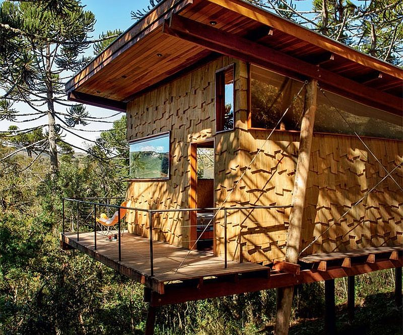 adelaparvu.com despre casa de vacanta duplex pe un teren in panta, arhitect Andre Eisenlohr  (3)