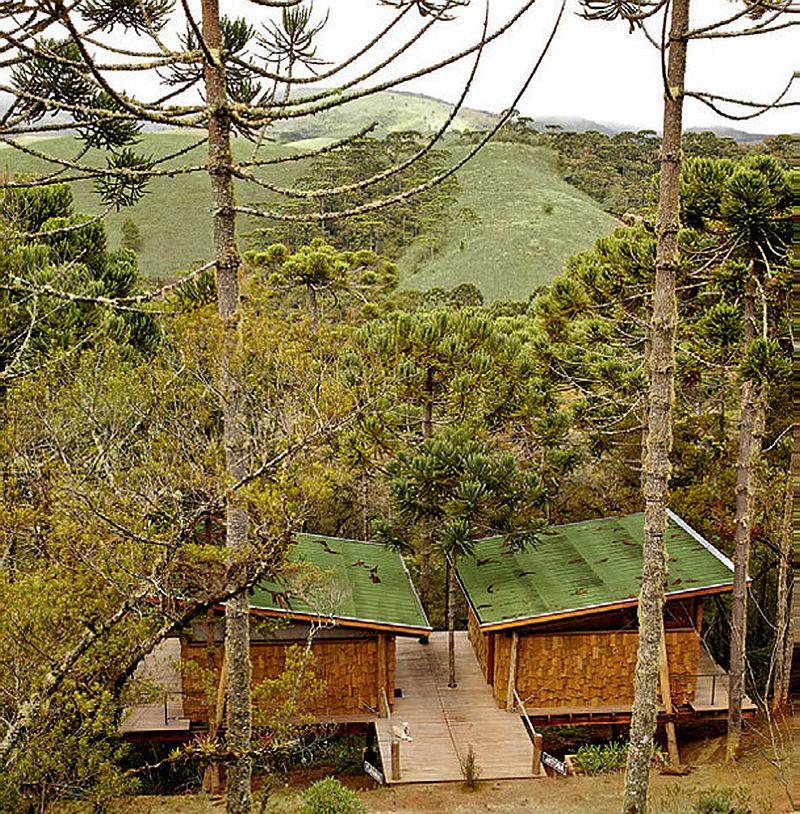 adelaparvu.com despre casa de vacanta duplex pe un teren in panta, arhitect Andre Eisenlohr  (7)