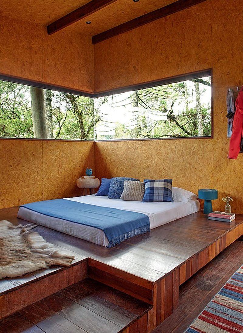 adelaparvu.com despre casa de vacanta duplex pe un teren in panta, arhitect Andre Eisenlohr  (9)