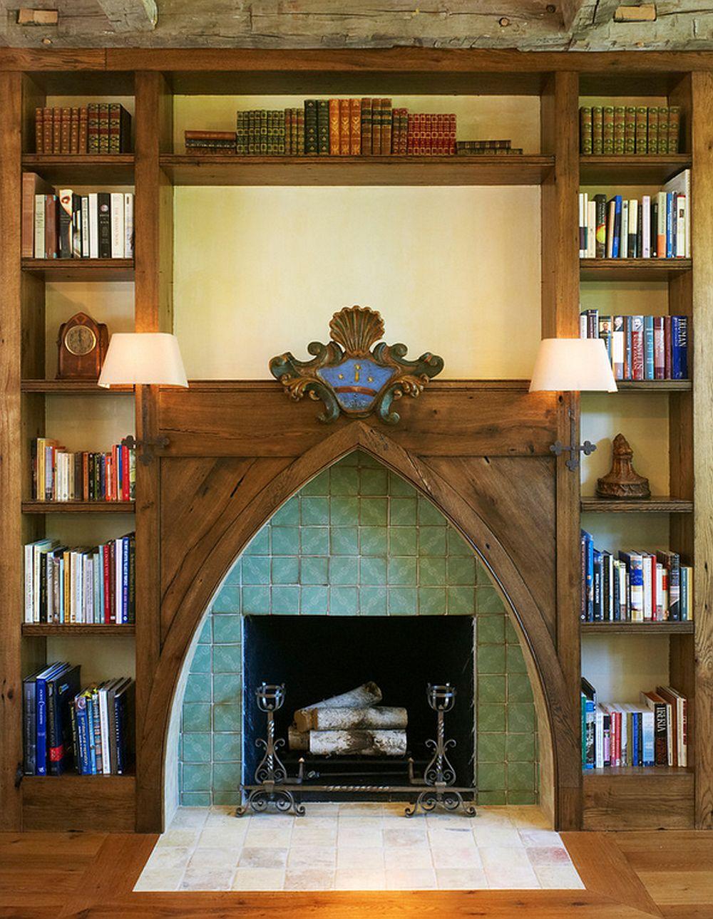 adelaparvu.com despre casa in stil rustic francez, proiect Barnes Vanze Architects, Foto Anice Hoachlander  (11)