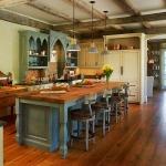 adelaparvu.com despre casa in stil rustic francez, proiect Barnes Vanze Architects, Foto Anice Hoachlander  (8)
