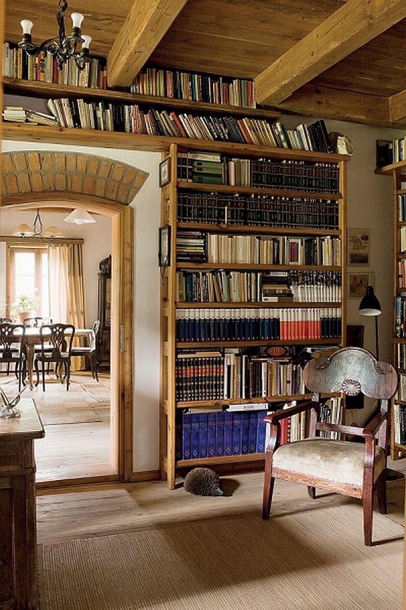 adelaparvu.com despre casa la tara in Polonia, proprietari Marzena si Richard Zwierowiczowie, Foto Weranda Country (11)