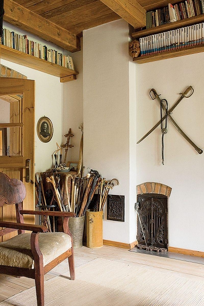 adelaparvu.com despre casa la tara in Polonia, proprietari Marzena si Richard Zwierowiczowie, Foto Weranda Country (14)